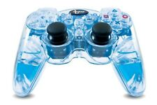 dreamGEAR Lava Glow Wireless PS3 Gaming Controller BLUE Playstation 3 DGPS3-1307