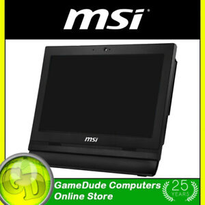 """MSI Pro16T All-in-One PC 15.6"""" Touch Intel 5205U 4GB RAM 256GB SSD *NO O/S* [3]"""