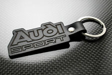 Audi Sport Llavero de Piel Schlüsselring Llavero Quattro 80 100 200 Qr Coupe