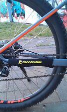 Bike équipement De Protection Chaînes Tailles Protection CANNONDALE N. jaune Chain Protection 2