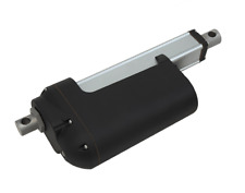 Linear Actuator: 6 in stroke with 3000 lbs push or pull with position feedback
