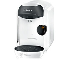 Bosch TAS1254GB 2 Cups Espresso Machine - White
