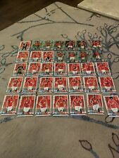 MANCHESTER UNITED Match Attax & Extra 2014/15 Bundle (35 Cards) Good Condition