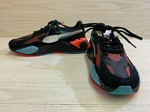 Puma Rs-X3 Fifth Element 373416-01 Athletic Shoe - Men's Size 10.5, Black