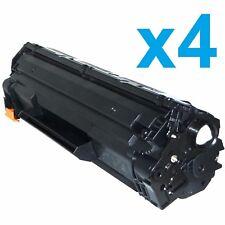 PACK 4x tóner GEN Cartucho XXL para LaserJet p1002w p1102w p1103 ce285a 85a