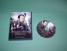 In the Name of the King: A Dungeon Siege Tale (DVD, 2012, Widescreen)