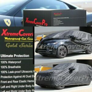 2011 2012 2013 LAND ROVER RANGE ROVER SPORT Waterproof Car Cover BLK W/MIRRORPOC