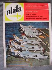 ALATA # 203 - RIVISTA AERONAUTICA - MAGGIO 1962 - BUONO