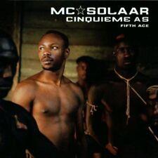 RARE MC SOLAAR  FIFTH ACE  CD 20T édition différentes avec inédit IMPORT