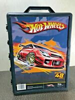 Collectors Tara Toy Corp by Mattel,  Hot Wheels 48 Car Carrying Case  2007