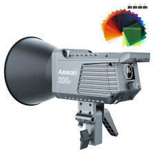 Aputure Amaran 200D 200W Daylight-Balanced LED Video Light 5600K 65,000 lux@1m