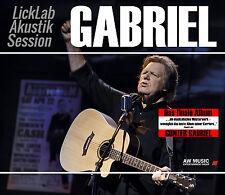 DAS FINALE ALBUM - Die neue CD von Gunter Gabriel: LickLab Akustik Session