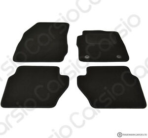 Ford Fiesta MK7 2012 - Onwards Tailored Car Floor Mats Carpets 4 piece Set