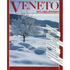Veneto ieri oggi domani n.35-36 dicembre 1992 (Asiago/Treviso/collina di Cart)