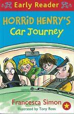 Horrid Henry Story Book - Early Reader - HORRID HENRY'S CAR JOURNEY - NEW