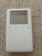 Apple iPod Classic A1040 3rd Generation 20GB + new battery