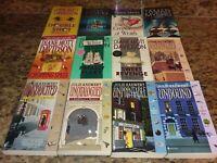 Lot of 12 Mystery books~Diane Mott Davidson~Julie Kaewert~Tamar Myers
