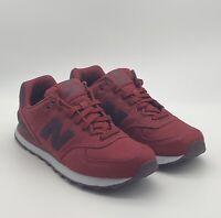 New Balance 574 Classic Canvas - Biking Red - Men's Lifestyle Shoes - ML574MDA