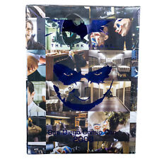BATMAN: The Dark Knight - 2008 SDCC Sticker & Figurine Set (Joker / Blue Foil)