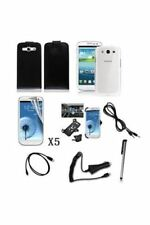 New SAMSUNG GALAXY S3 i9300 12 in 1 PREMIUM ACCESSORY BUNDLE KIT- All you need