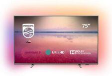 PHILIPS 75PUS6754/12 189 cm 4K UHD LED TV Triple Tuner Android Ambilight B-Ware