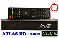 ABONNEMENT. Atlas HD 200 3MOIS