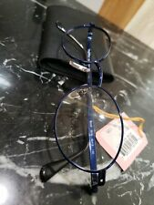 BYBLOS 3218 EYEGLASSES 645 48/19/135 BLUE ITALY MADE SAFILO   K