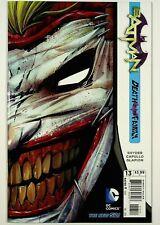 Batman Death of the Family #13 VF/NM Joker Cover New 52 DC Comics