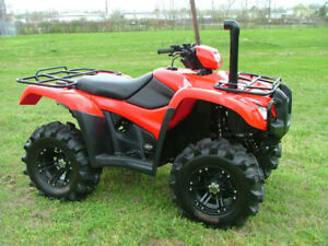 TriangleATV RISER SNORKEL KIT 2012-2013 Honda Foreman 500 S - ES ATV