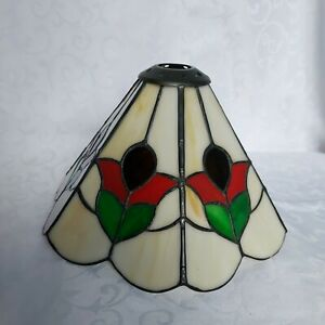 BEAUTIFUL TIFFANY STYLE LAMP SHADE a
