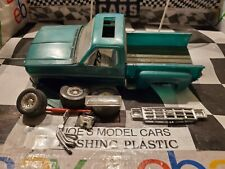 New ListingBuilt Model Car Vintage Chevy Pickup Truck Project Piece Needs Some Parts