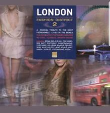 SMOOTH HOUSE London Fashion District - Volume 2 CD (2009) NEW UK STOCK