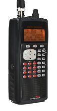 Hand-Held Radio Scanner Digital Portable Antenna Transceiver Monitor Storm Black