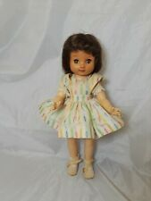 """Vintage Ideal Betsy Mccall Doll p-90 14"""" Tall Brunette"""