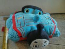 "Thomas & Friends Pillow Pets Pee-Wees Thomas The Tank Engine 12"" Stuffed Plush"