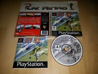 PLAY STATION PS1 PSX JET ACE COMPLETO PAL ESPAÑA