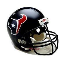 Houston Texans Riddell NFL Football Deluxe Full Size Helmet New in Box