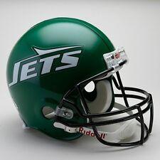 NEW YORK JETS 1990-1997 NFL FULL SIZE Football Helmet