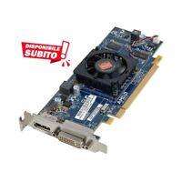 SCHEDA VIDEO AMD RADEON HD 6450 512MB DDR3 LP LOW PROFILE ATI-102-C26405(B)-