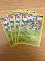 4X YANMEGA -- POKEMON TCG DRAGONS EXALTED 5/124 -- MINT/NM