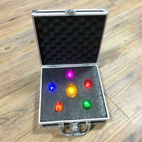 Marvel The Avengers Thanos Iron Man Infinity Stones Collection Ver Box 1:1 Prop