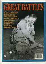 Great Battles Magazine. July 1994 D-day and Beyond ..Volume 7  # 5.....Very good