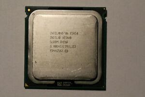 Intel Xeon E5450 4x3,0GHz SLBBM LGA771 inkl. Adapter, wie Q9650 CPU Prozessor