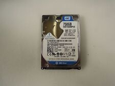 "Laptop Internal Hard Drive Western Digital WD7500BPVX 750GB SATA 2.5"" HDD TESTED"