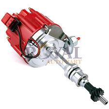 HEI Distributor 65,000 KV Ford 351C 351M 400 429 460 Coil 7500 RPM Module Blue