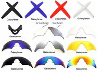 Galaxy Replacement Lenses For Oakley M Frame Hybrid Sunglasses Multi-Color