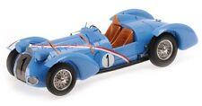 Delahaye Type 145 V-12 N° 1 24h Du Mans 1938 (Dreyfus - Chiron)