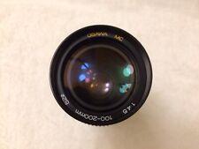 (MINT) Osawa MC 100-200mm Telephoto Zoom Lens Canon FD SLR Mount