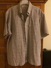 Ben Sherman Men's Cotton Blend Button Down Casual Shirts & Tops ,no Multipack