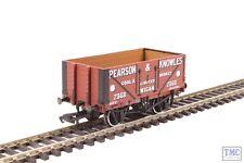 OR76MW7023 Oxford Rail OO Gauge 7 Plank Wagon Pearson & Knowles no.2368